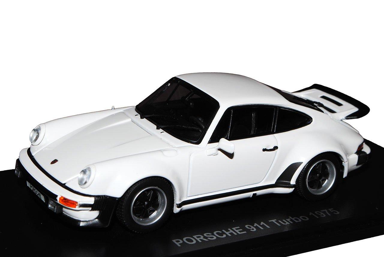Kyosho Porsche 911 Carrera 2.7 1975 Weiss Coupe G-Modell 1973-1989 1973-1989 1973-1989 1/43 Modell Auto mit individiuellem Wunschkennzeichen ad8452