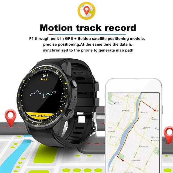 Amazon.com: DLIBIG GPS Running Watch GT for Outdoor ...