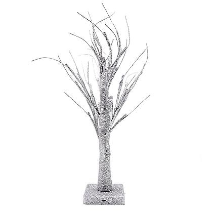 Amazon.com : Lighted Twig Branches, Christmas 2018 Twig Lights 32 ...