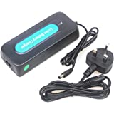 Wingsmoto 36V 2A Lithium Battery Charger E-bike Electric Scooter Bicycle Battery Charger UK Plug