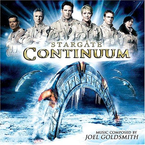 Stargate Continuum - Max Spring new work 65% OFF Soundtrack The Original