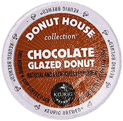 Donut House Collection Keurig K-Cups, 72 Count