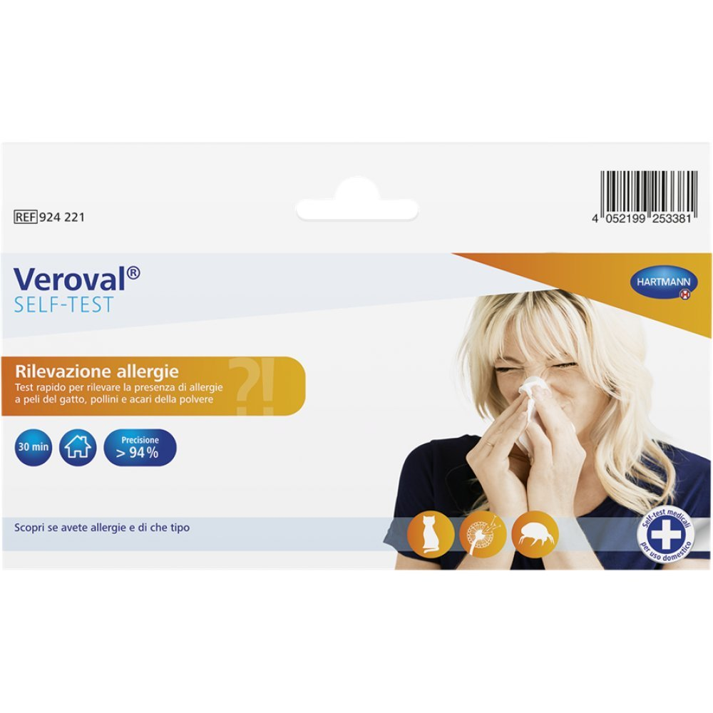 Veroval Test To Detect Allergies