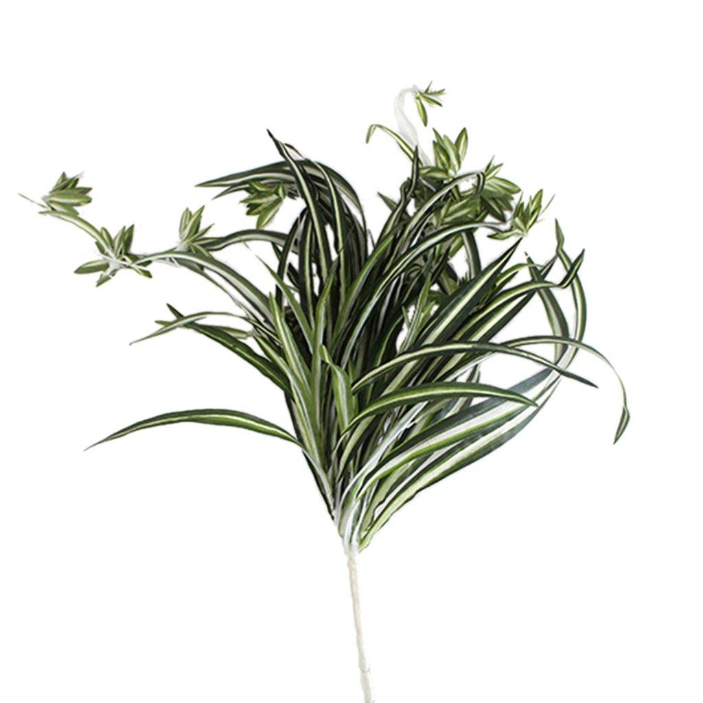 Grün Kuckuck Blätter Künstliche Gras Kunstpflanzen Kunststoff