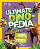 img - for National Geographic Kids Ultimate Dinopedia, Second Edition book / textbook / text book