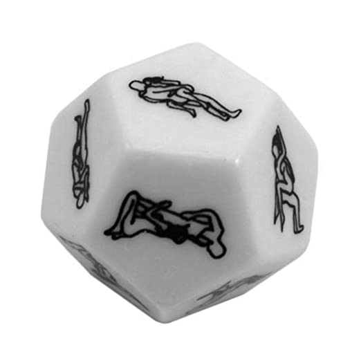 Sex Delight Multi-faceted Dice for Adults Lovers Couple Comfortably Sex Life