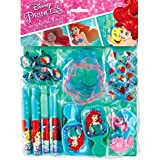 American Greetings The Little Mermaid Party Favor Value Pack