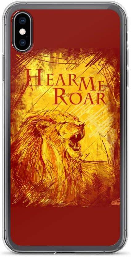 coque iphone 8 lion roar