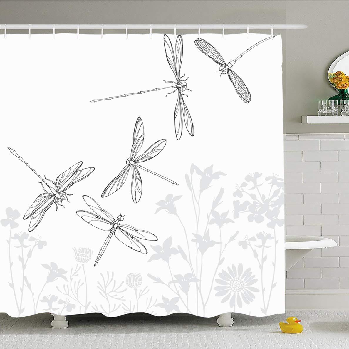 Ahawoso Shower Curtains 72