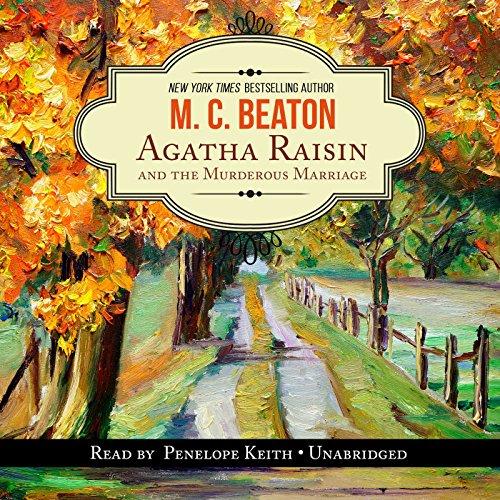 Bargain Audio Book - Agatha Raisin and the Murderous Marriage