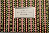 img - for Schumann: Piano Concerto in A Minor book / textbook / text book