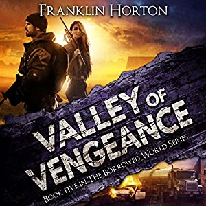 Valley of Vengeance Hörbuch