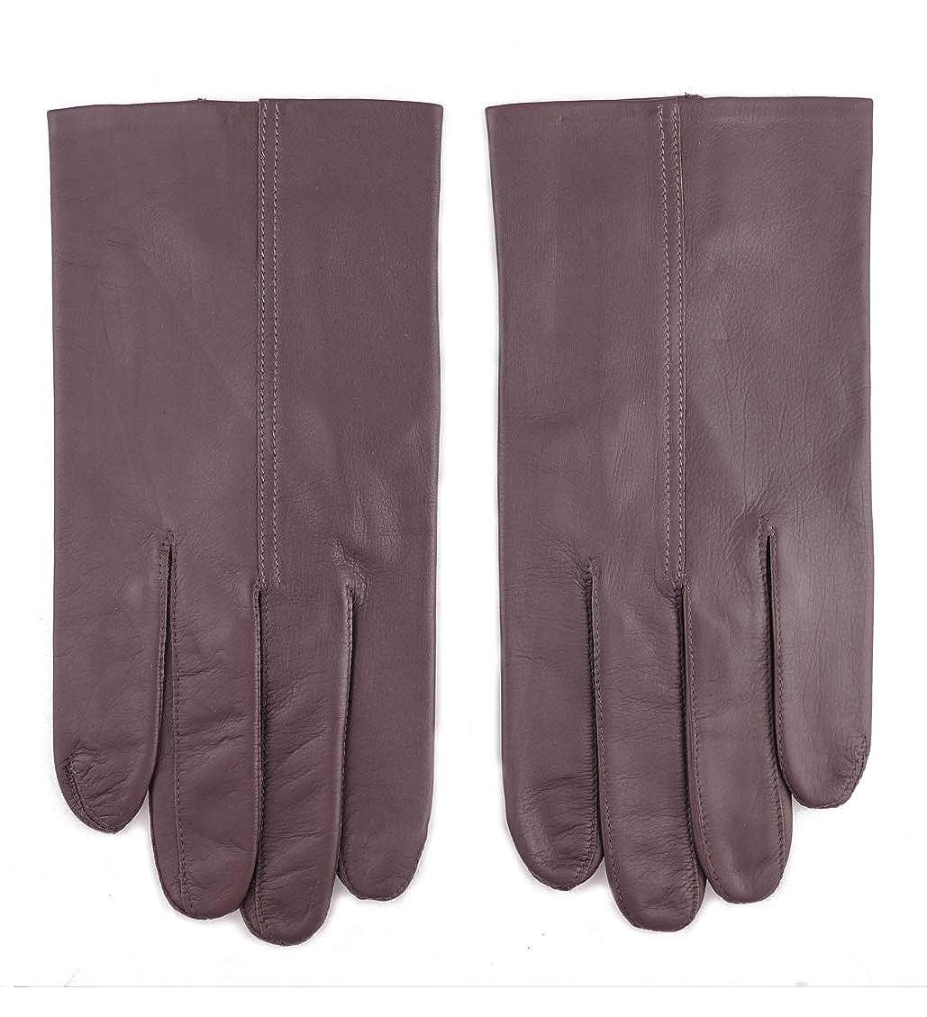 John Lobb Handmade Luxury Twinstitch Gloves Brown