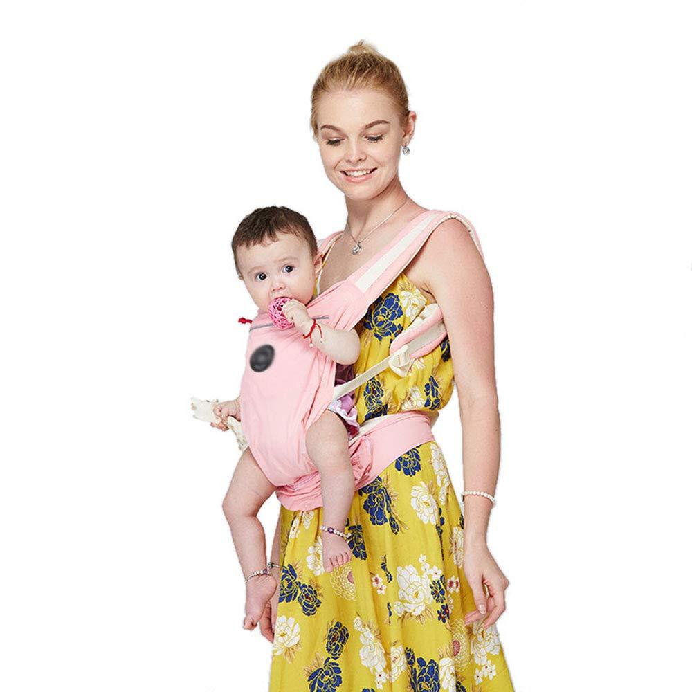 WESEASON Tradition Baby-Carrier Reise Zu Fuß Baumwolle Baby-Carrier Komfortabel Und Ergonomisch Kind Und Neugeborene Sling Multi-Position Tragen Tragetuch