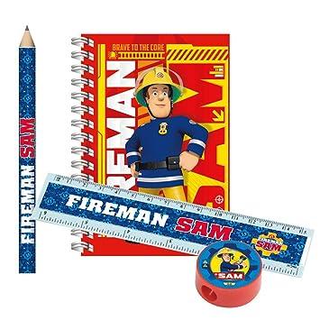 Sam El Bombero - Fireman Sam - Conjunto Party Niños Favores ...