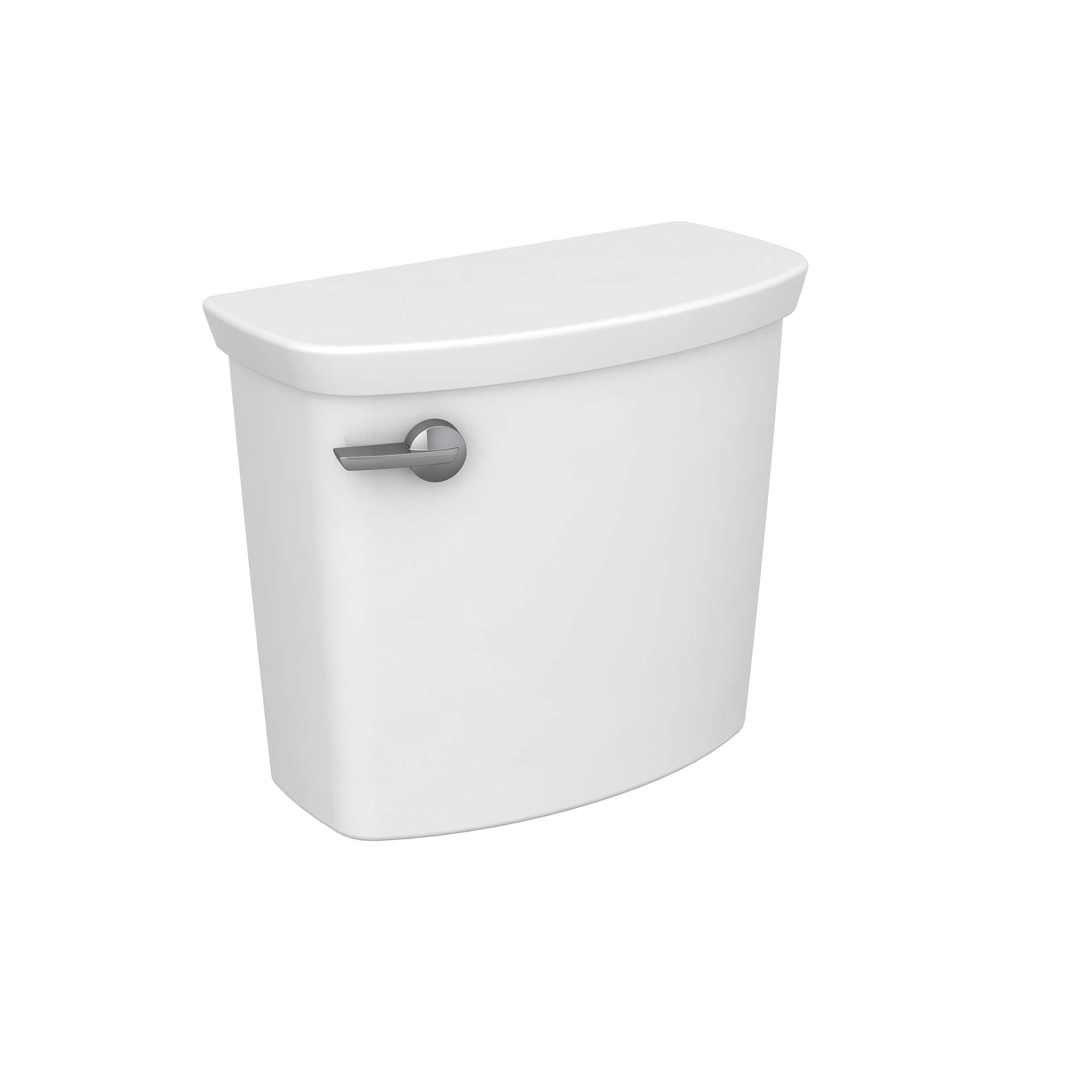 American Standard 4385A107.020 Glenwall VorMax Toilet Tank with Left-Hand Trip Lever White by American Standard (Image #2)