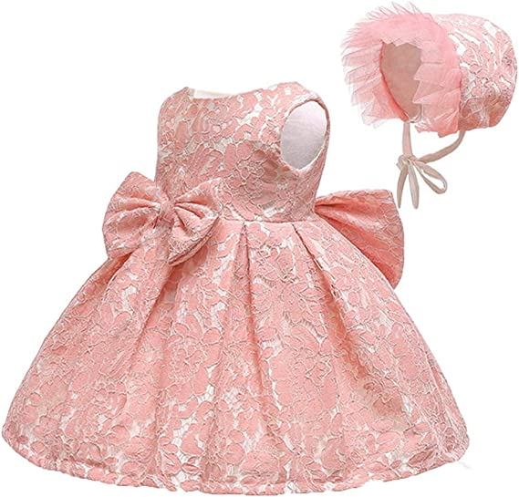 Bébé Fleur Demoiselle D/'Honneur Robe enfant princesse robe de mariage fête fille tutu formelle