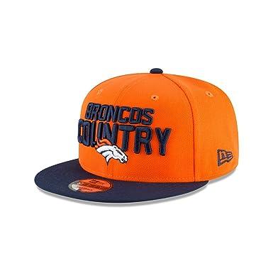 New Era Denver Broncos 2018 NFL Draft Spotlight Snapback 9Fifty Adjustable  Hat ca35ee9fab4