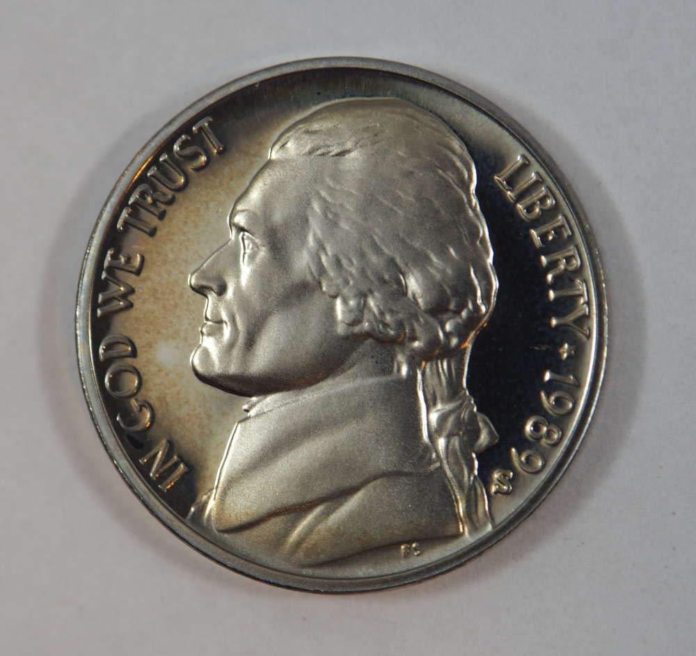 FREE SHIPPING 2011-S Proof Jefferson Nickel PCGS PR69DCAM