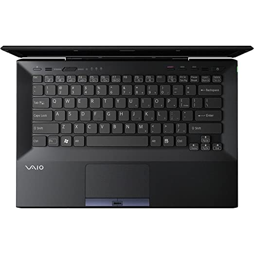 Amazon.com: Sony VPC-SA25GX/BI Vaio Notebook PC, Black: Computers & Accessories