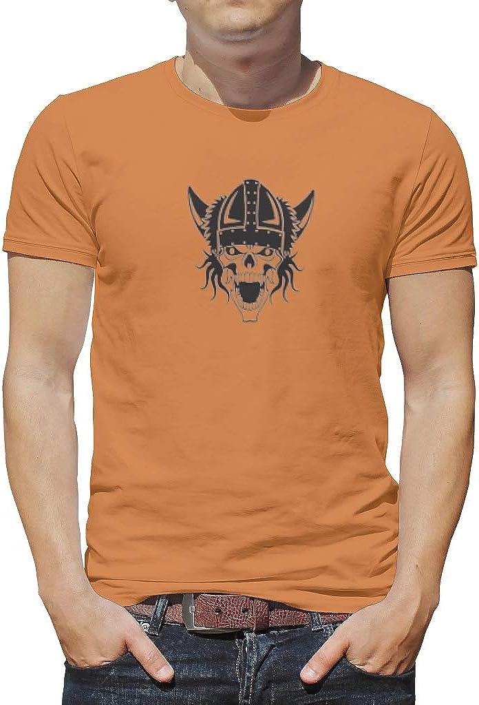 XJJ8 Camisetas Unisex vikingas, Blusa Blanca y Negra, cómoda Camisa de Manga Corta para Estudiantes: Amazon.es: Ropa y accesorios