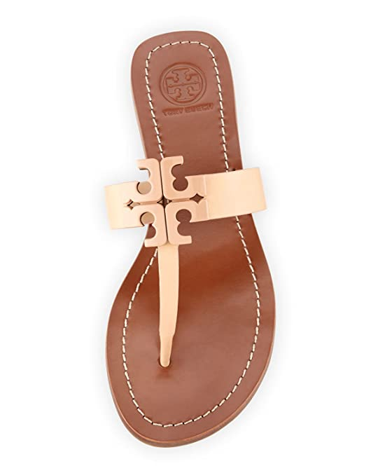 1070745cb98 Tory Burch Moore 2 Leather Thong Sandal