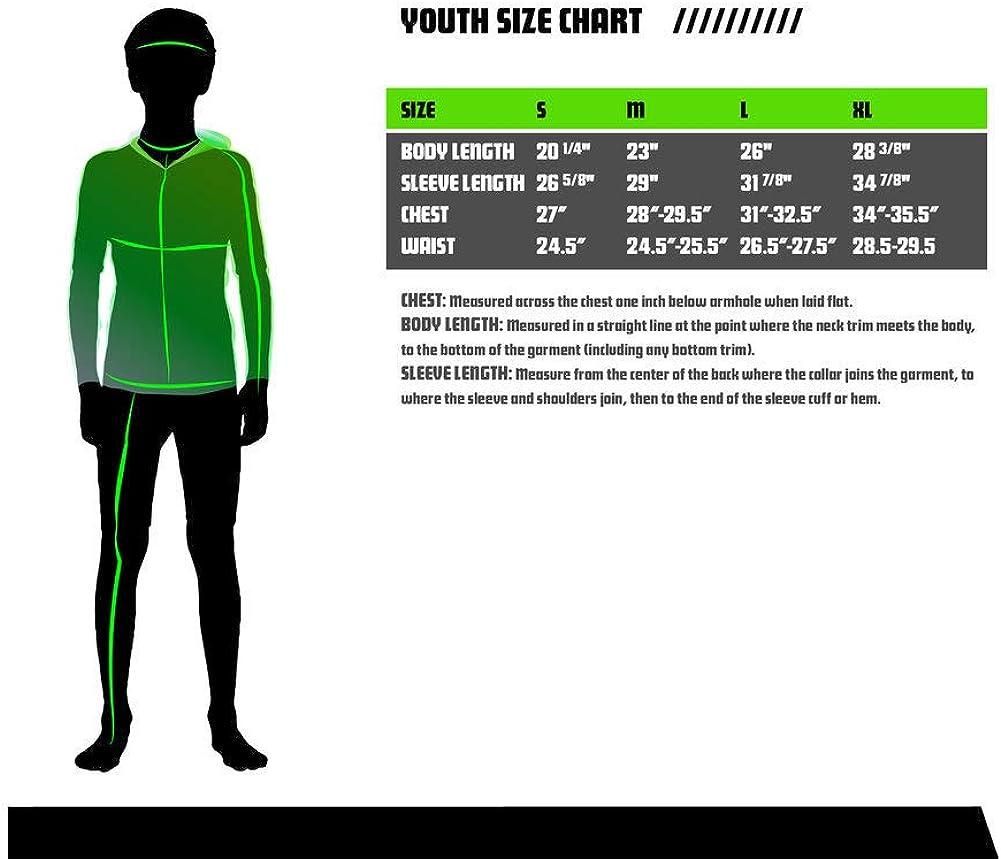 Elite Fan Shop NCAA Kids Hoodie Sweatshirt Team Color Arch