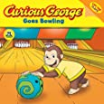 Curious George Goes Bowling (CGTV Lift-the-Flap 8x8)