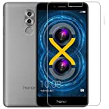 Huawei Honor 6X HD Tempered Glass Screen Protector Screen Guard Temperd for Honor 6X Ultra Crystal Clear Temperd 9H Hardness by JUMP START