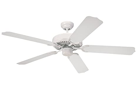 Monte carlo 5wf52wh weatherford 52 inch 5 blade outdoor ceiling fan monte carlo 5wf52wh weatherford 52 inch 5 blade outdoor ceiling fan with white abs aloadofball Choice Image