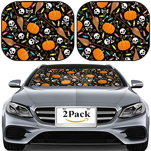 MSD Car Sun Shade for Windshield Universal Fit