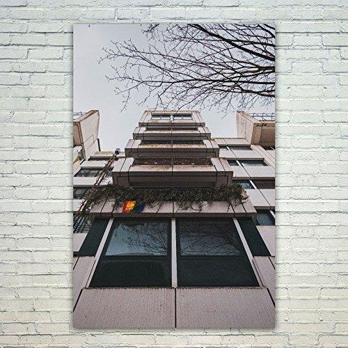 Westlake Art Poster Print Wall Art - House Building - Modern