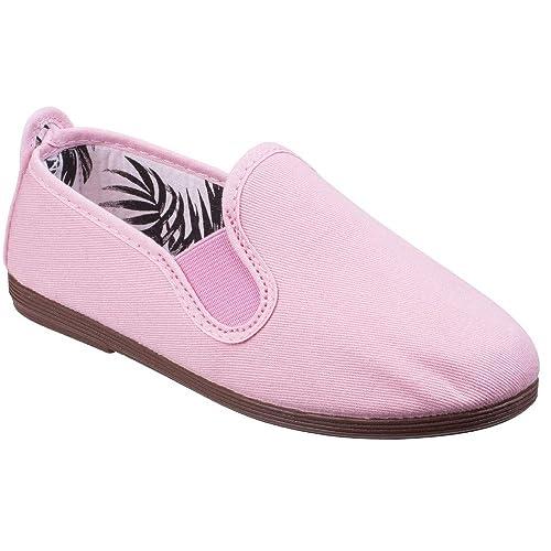 Flossy Pamplona, Alpargatas Unisex Niños: Amazon.es: Zapatos y complementos