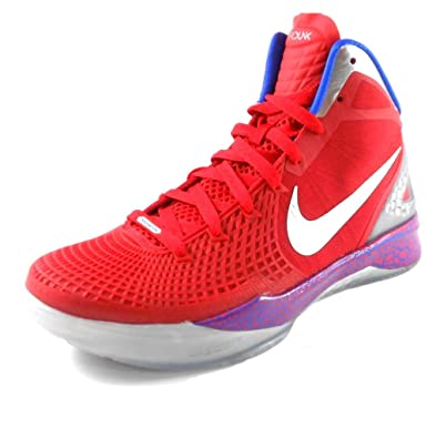 9756f2b86795 Image Unavailable. Image not available for. Color  Nike Men s Zoom  Hyperdunk 2011 Supreme Basketball Shoes ...