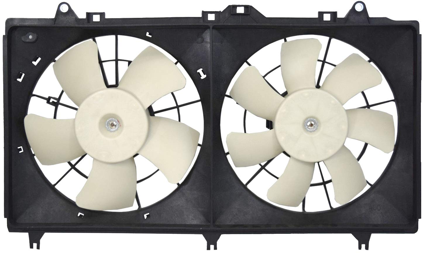 RADIATOR CONDENSER COOLING FAN FOR CHEVY FITS CAMARO 6.2 V8 8CYL GM3115245