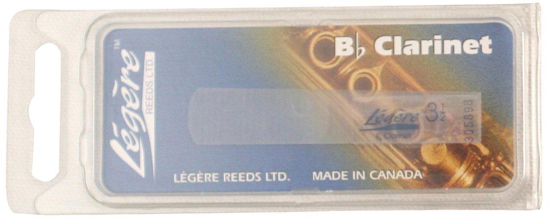 Legere BB3.5 Bb Soprano Clarinet Standard Cut No. 3.5 Reed Acme