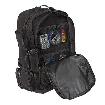 Amazon.com   Sandpiper of California Long Range Bugout Backpack (Black 6ba83e6ac9383