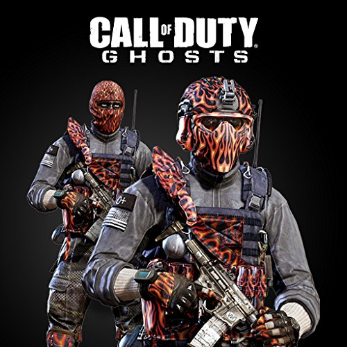 Here Be Porpoises Call Of Duty Ghosts: Inferno Character Pack