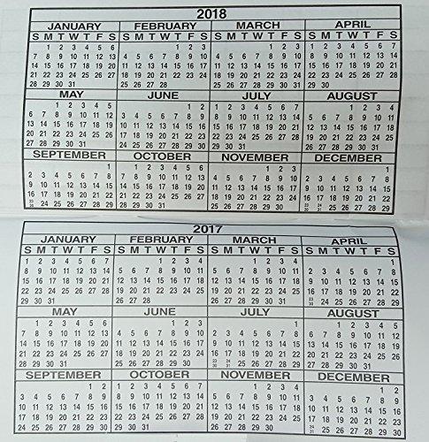checkbook calendar