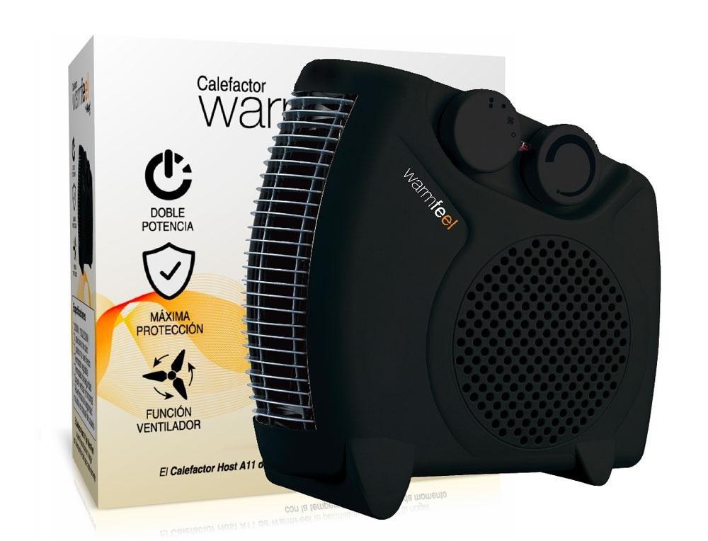 Biwond Calefactor aire caliente y frio host a w warmfeel