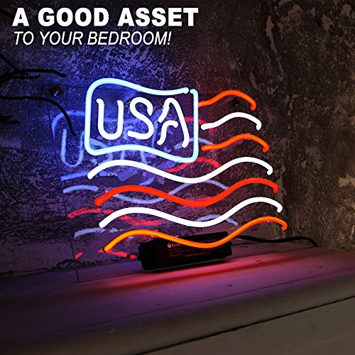LED Neon Sign Wall Light for Home Decor or Bar Wall Neon Light Sign Provides Light for Parties, Living Spaces, or Restaurants