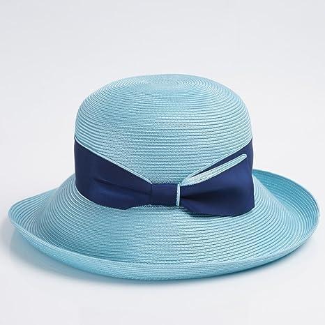 MuMa Viseras Proteccion Solar Sra Gorra De Ocio Fiesta Sombrero De Copa  Sombrero para El Sol 99d80f884f1