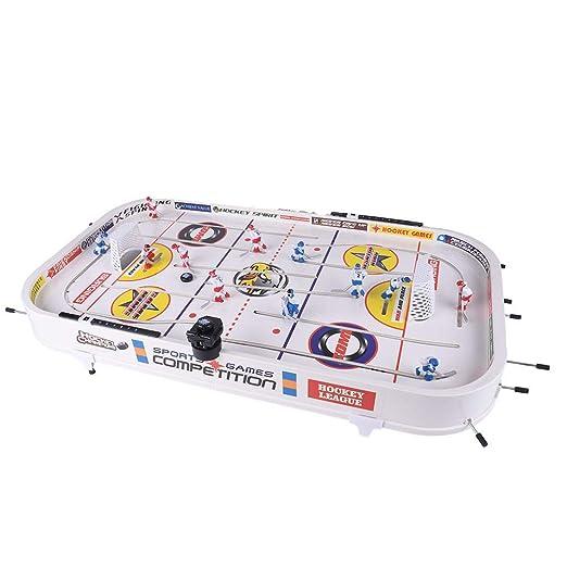 Arrowsy Juego de Hockey Rod, Juego de Mesa de Hockey sobre Hielo ...