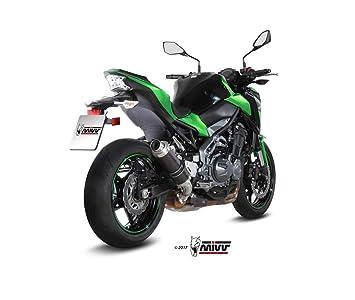 Kawasaki Z900 - 2017-silencieux MIVV GP carbone-76021512: Amazon.es: Coche y moto
