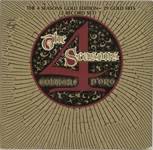 Edizione D'oro: The 4 Seasons Gold Edition - 29 Gold Hits [2 Vinyl LP Set]