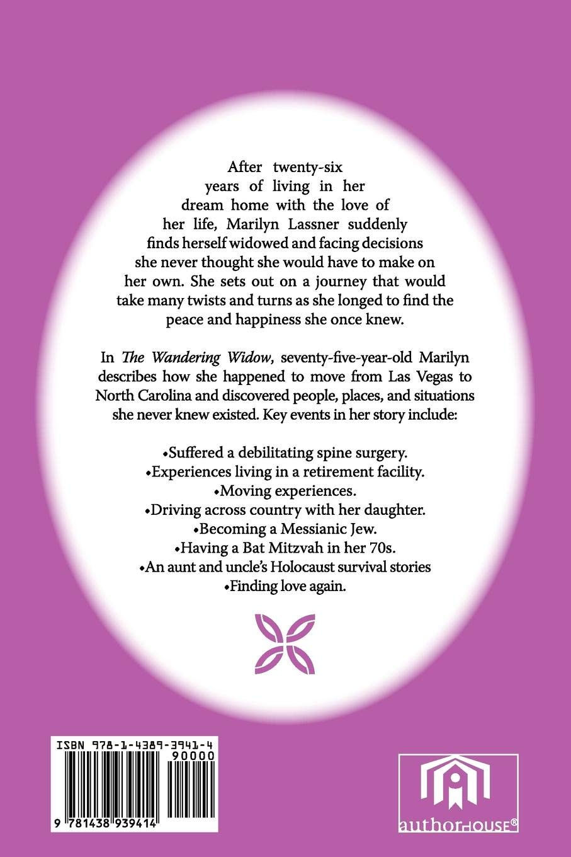 The Wandering Widow: Marilyn Lassner: 9781438939414: Amazon