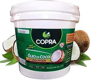 Óleo de Coco Extravirgem Copra 3,2L