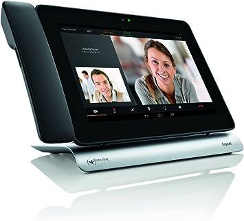 Bintec-elmeg IP680 - Teléfono IP (Negro, Titanio, Terminal inalámbrico, En Banda, Información SIP, 1280 x 800 Pixeles, 25,6 cm (10.1