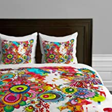 Deny Designs Stephanie Corfee Miss Penelope Duvet Cover, King