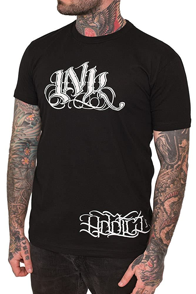InkAddict Ink Meas Mens Tattoo Tee